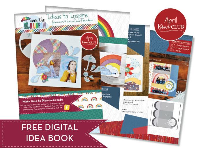 April 2021 Ideas to Inspire Digital Idea Book Shop Image