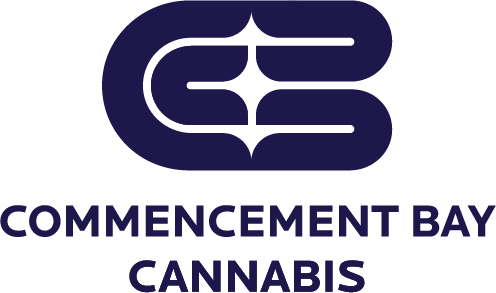 Commencement Bay Cannabis Logo