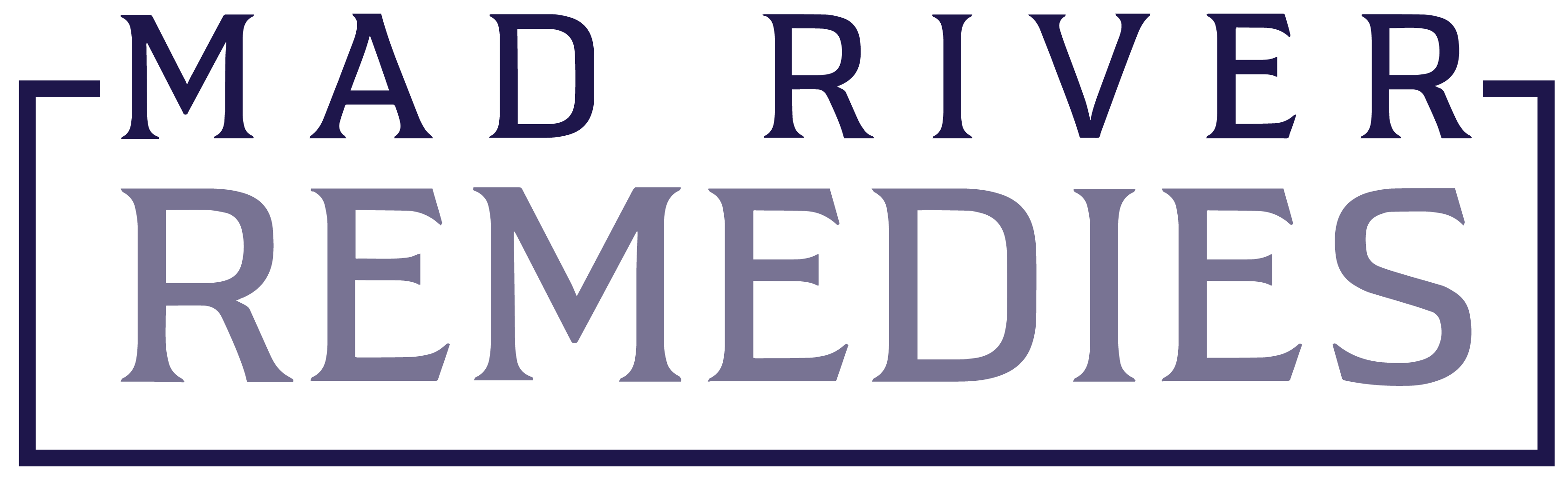 Mad River Remedies Logo