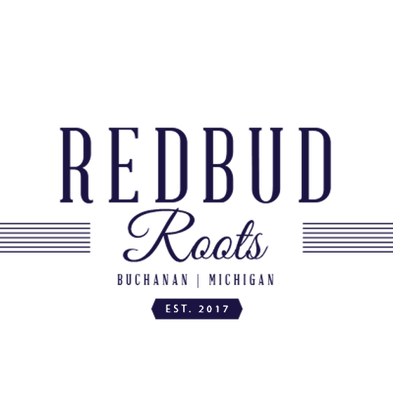 Red Bud Roots Logo