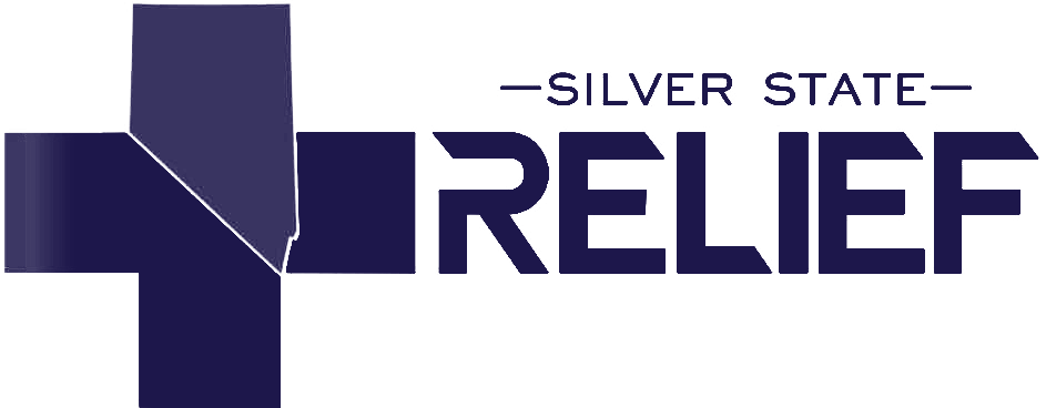 Silver State Relief Logo