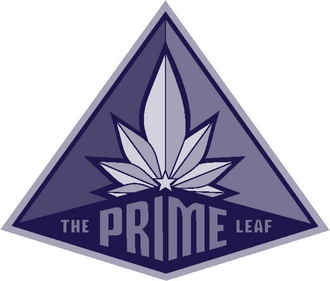 The Prime Leaf Logo
