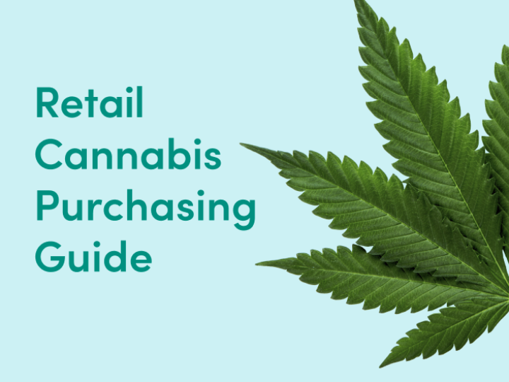 Retail Cannabis Purchasing Guide