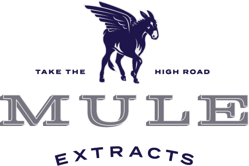 Mule extracts logo