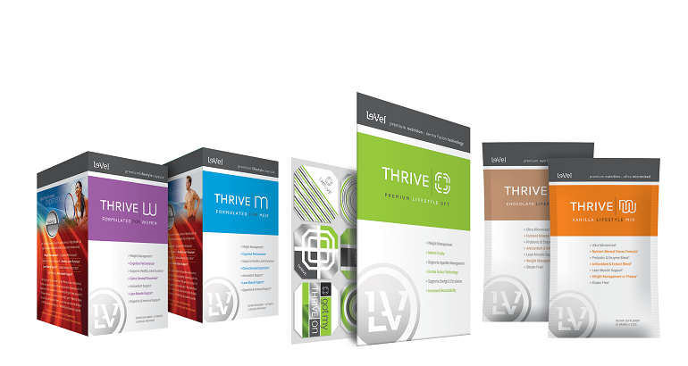 Le-Vel Thrive Experience