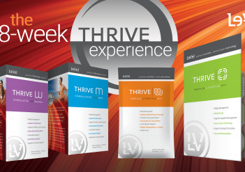 Le-Vel Thrive Products