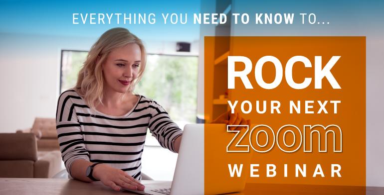 Zoom Webinar Call