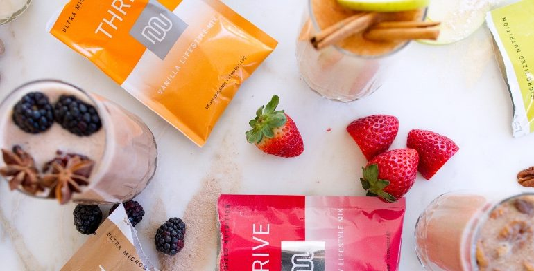 Thrive Lifestyle Mix for New Thrivers