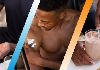 THRIVE products for men's health