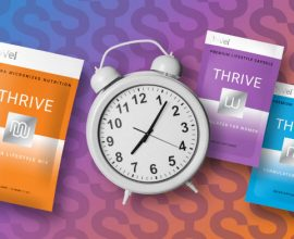 how much does thrive cost