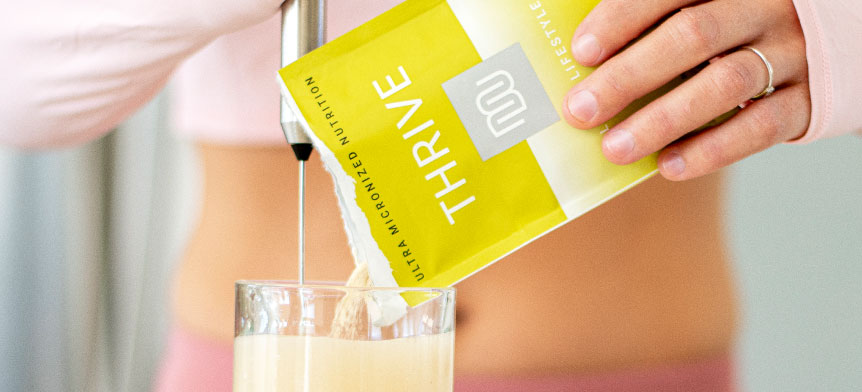 thrive smoothies