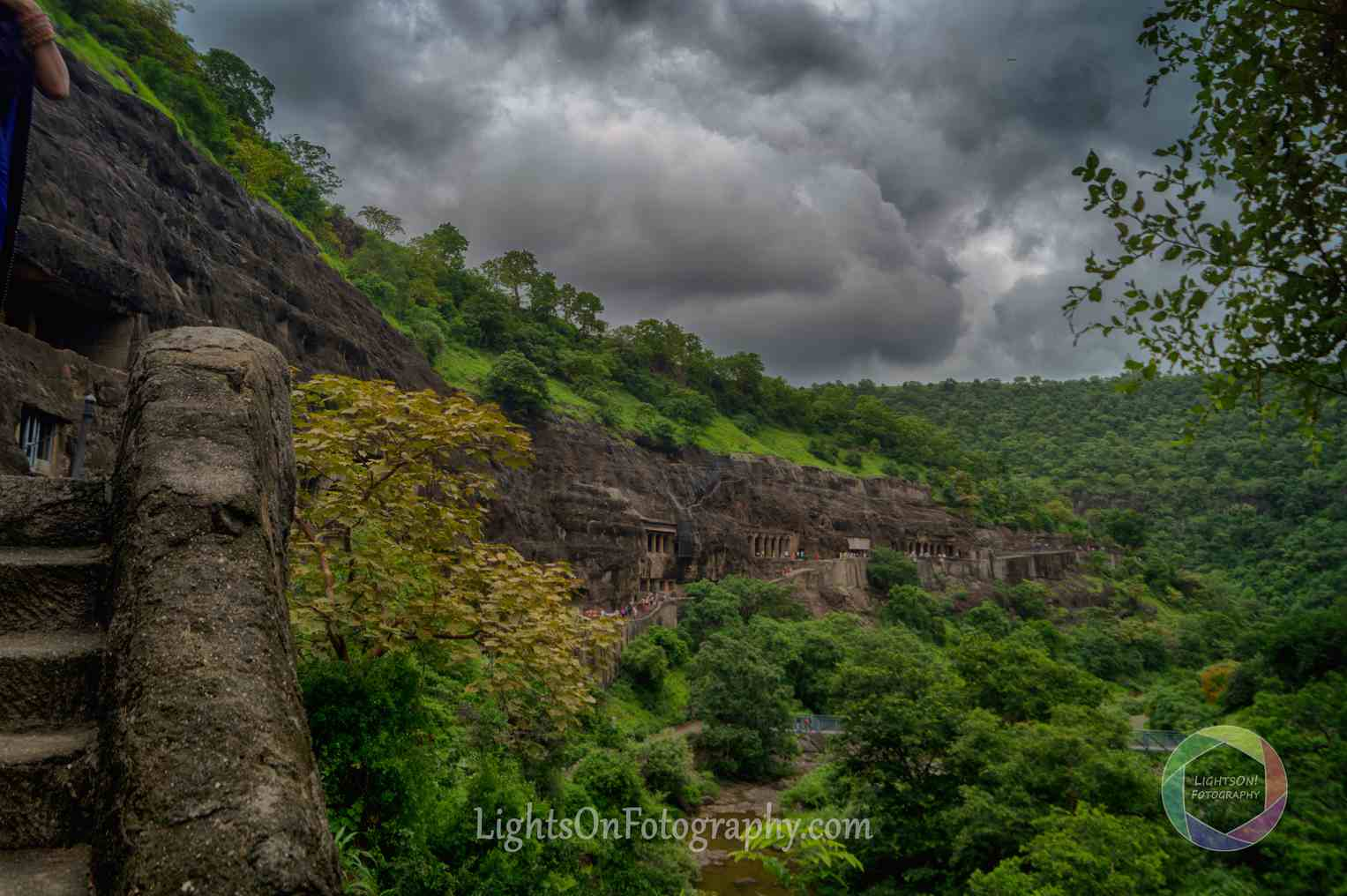 Ajantha caves unexplored heritage from ancient history.