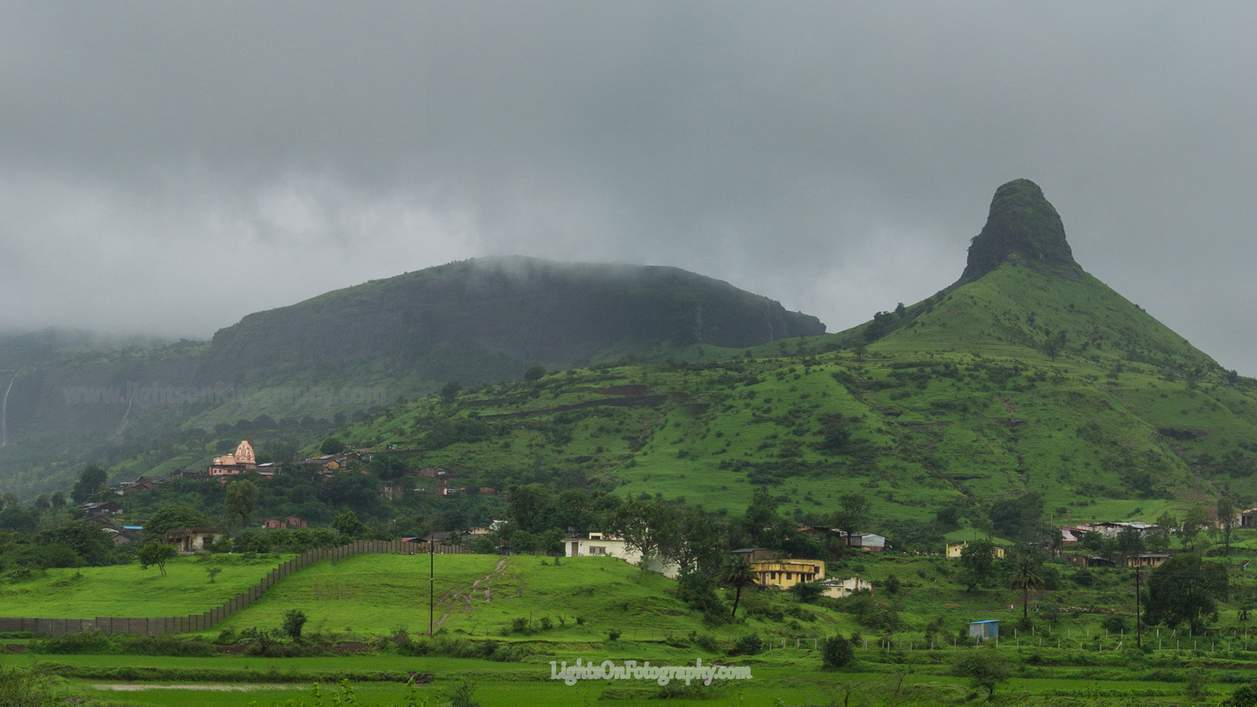 Landscapes of Sinnar Maharashtra