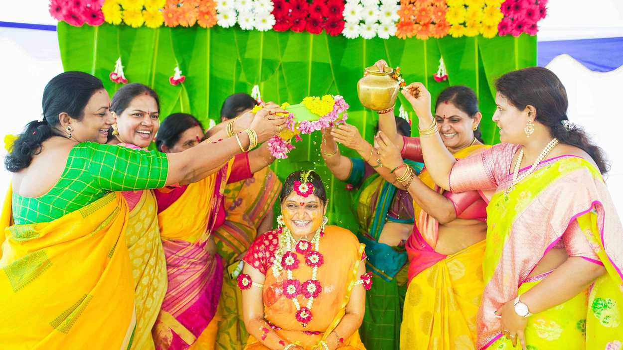 Mangala Snanam Photos