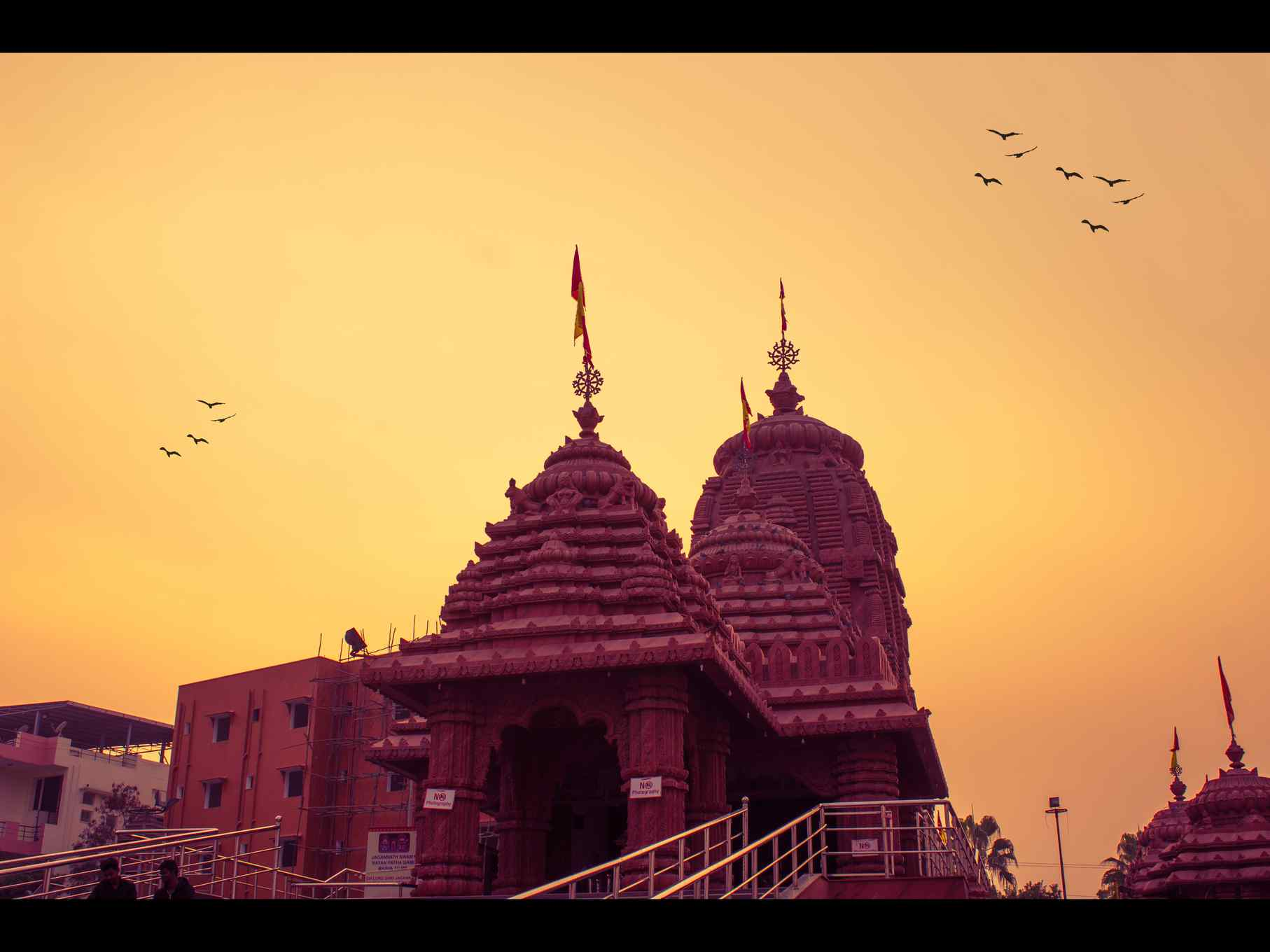Shri Jagannath Temple Hyderabad
