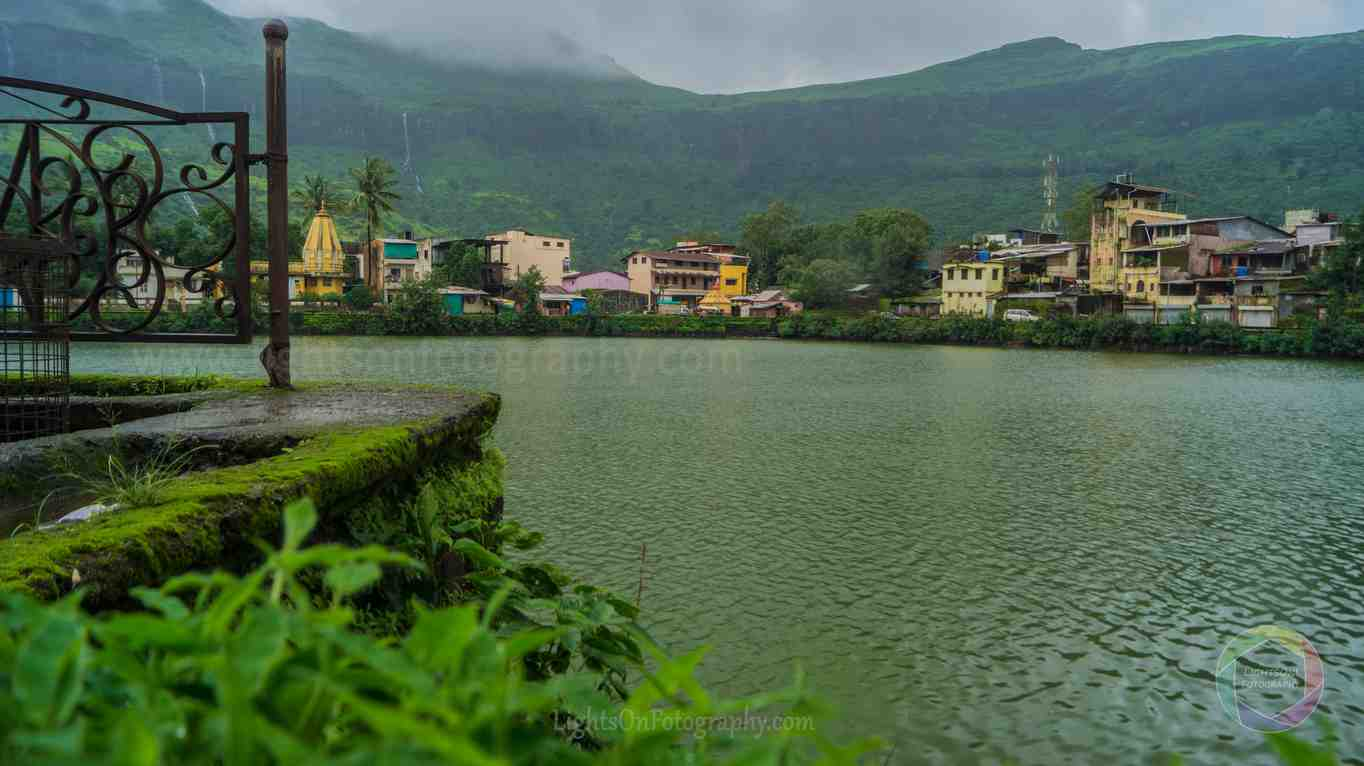 Trimbak in Monsoon