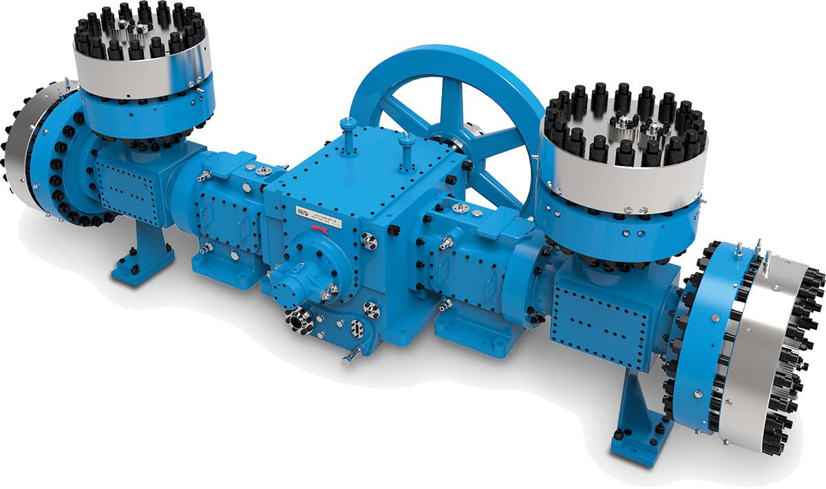 Burckhardt compression MD6.5-D compressor -Burckhardt Compression | Linquip