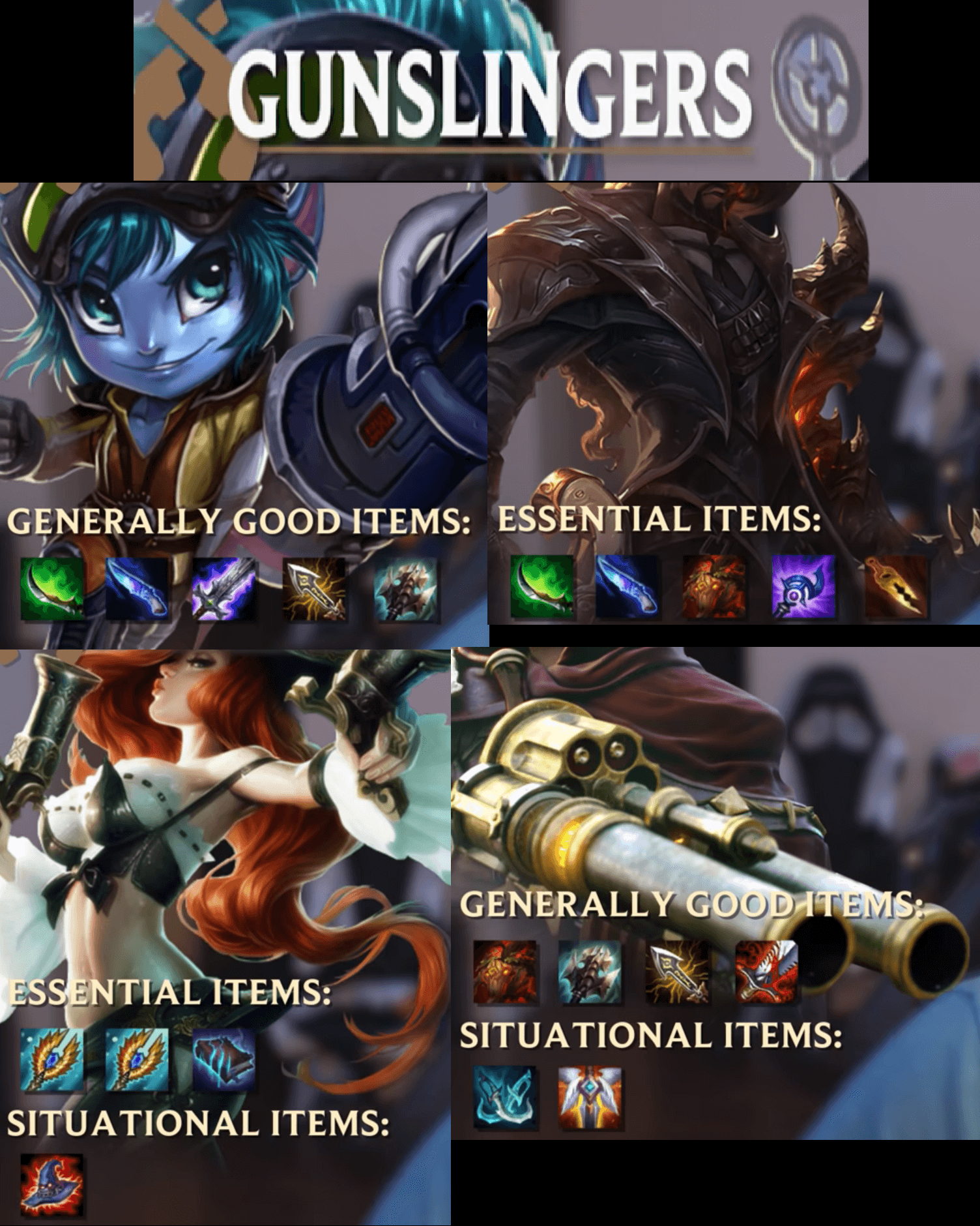 In-Depth Items Guide for Every Champ in TFT