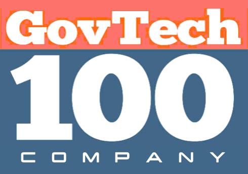 GovTech100 badge