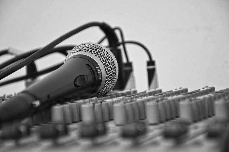 Recording studio and recording music