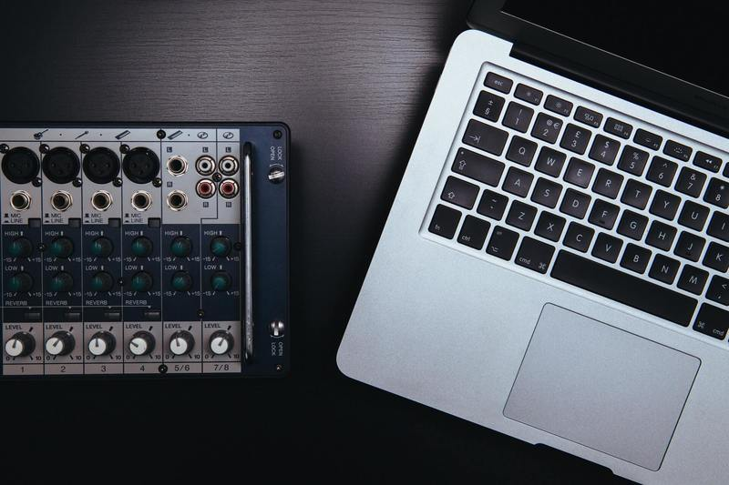 Mixing and mastering with a apple pc
