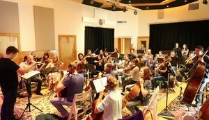 Madstudios orchestra miami recording studio south florida rehearsal
