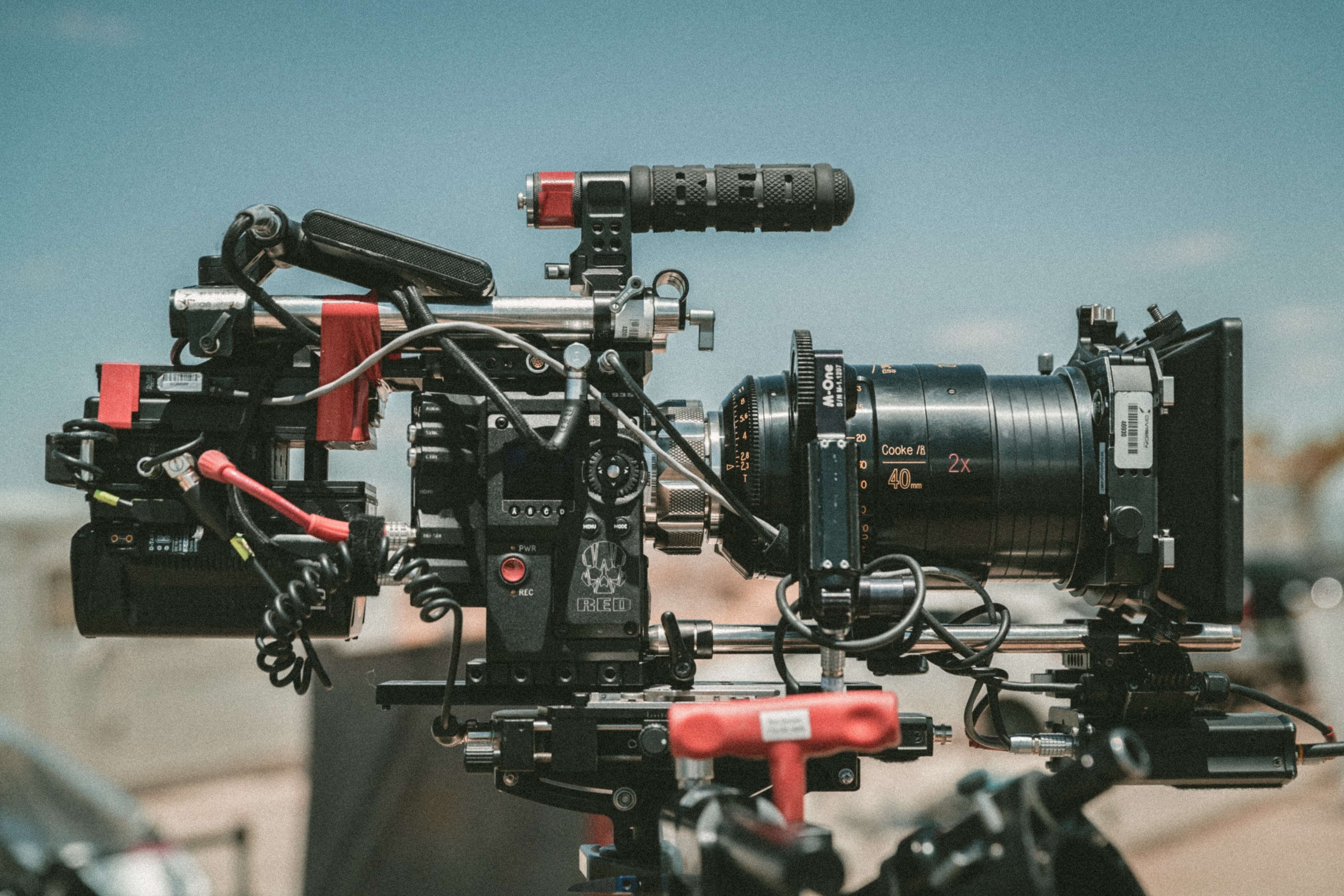 Video camera rental miami