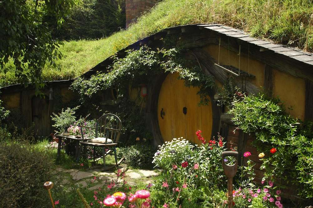 Hobbit house location