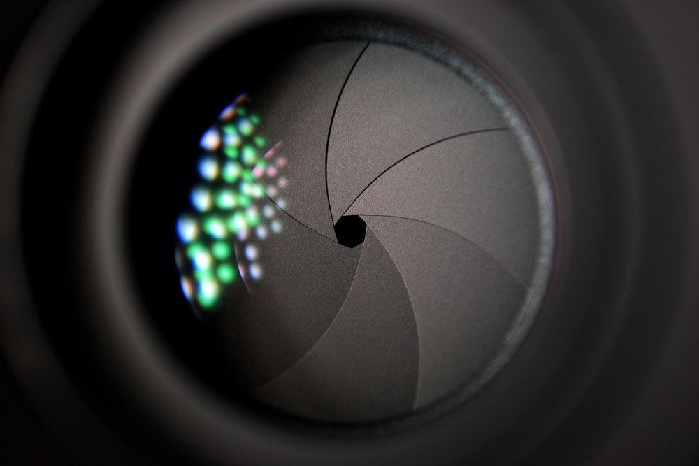 Camera lens photos