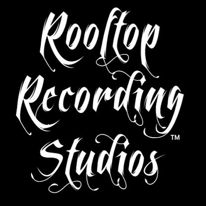 Rooftop recording studios logo