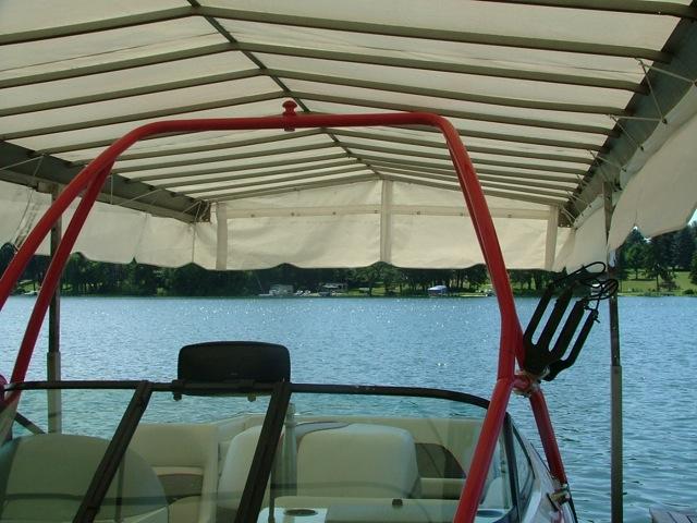 Shorestation canopy help - Malibu Boats - General Discussion Area