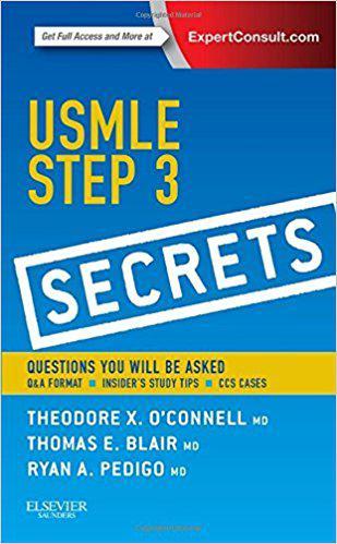 USMLE Step 3 Secrets, 1e Pap/Psc Edition