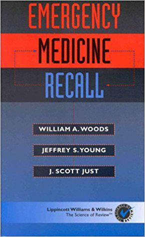 Emergency Medicine Recall 1st Edition