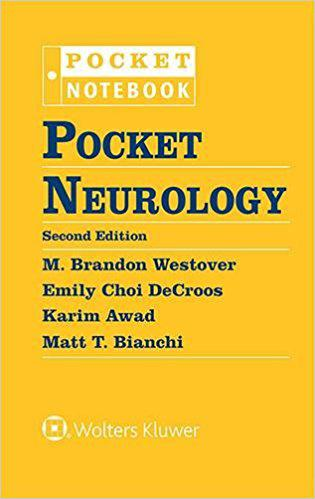 Pocket Neurology (Pocket Notebook Series) Second Edition
