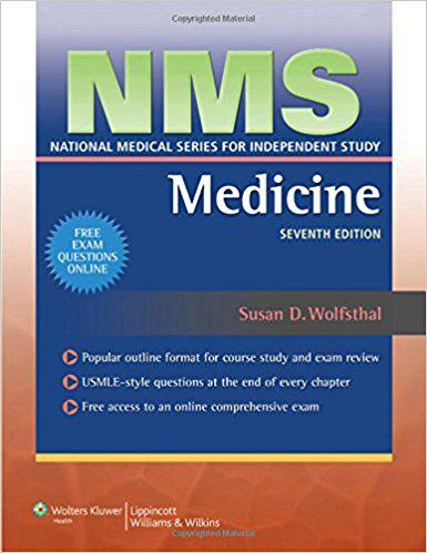 NMS Medicine (National Medical Series for Independent Study) Seventh Edition