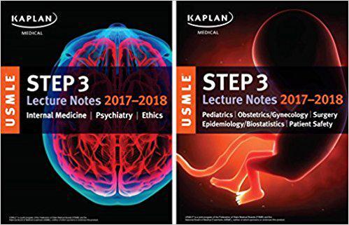 USMLE Step 3 Lecture Notes 2017-2018: 2-Book Set (USMLE Prep) 2017-18 ed. Edition