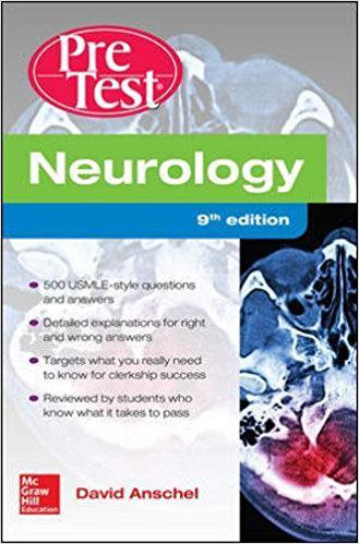 Neurology PreTest, Ninth Edition
