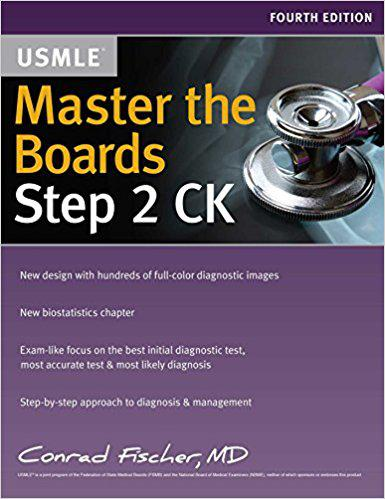 Master the Boards USMLE Step 2 CK 4th Edition