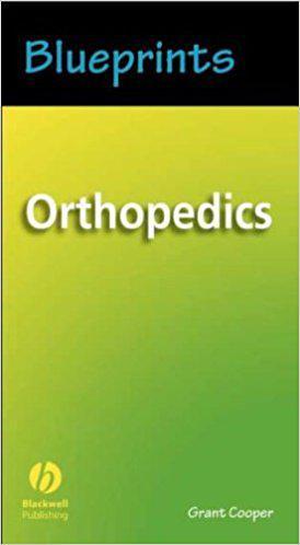 Blueprints Orthopedics (Blueprints Pockets) 1st Edition