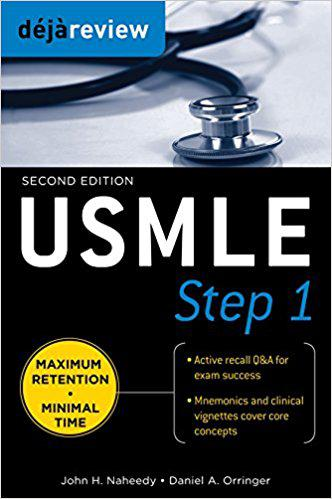 USMLE Step 1 (Deja Review) 2nd Edition