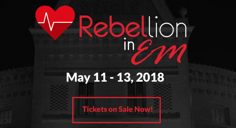 The Rebellion in EM Clinical Conference