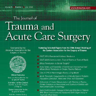 Trauma Loupes Podcast form The Journal of Trauma and Acute Care Surgery