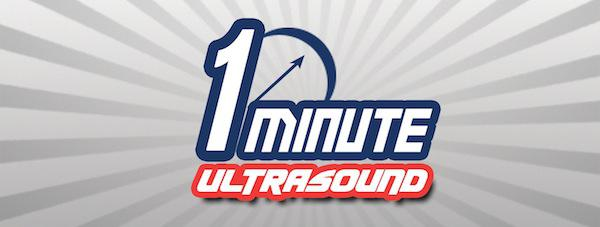 One Minute Ultrasound