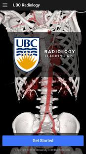UBC Radiology Teaching App