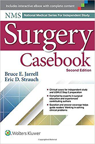 NMS Surgery Casebook (National Medical Series for Independent Study) Second Edition