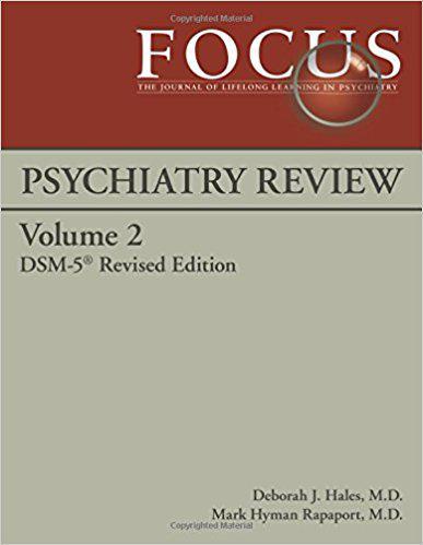 Focus Psychiatry Review