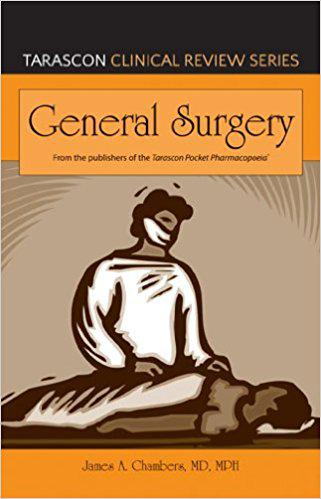 Tarascon Clinical Review Series: General Surgery 1st Edition