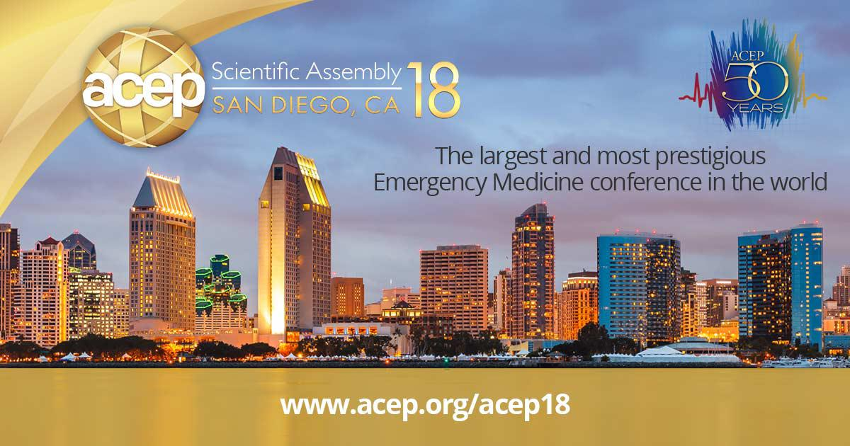 American College of Emergency Physicians (ACEP)