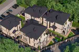 Сданный дом в рассрочку до 3 лет без удорожания