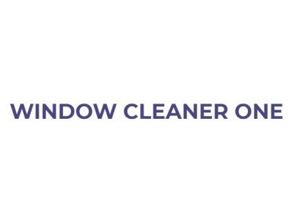 WINDOW CLEANER ONE